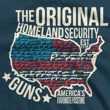 THE ORIGINAL HOMELAND SECURITY AMERICA'S FAVORITE PASSTIME