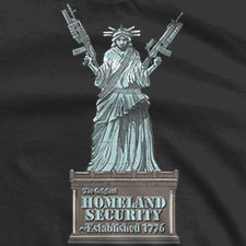 THE ORIGINAL HOMELAND SECURITY LIBERTY 2